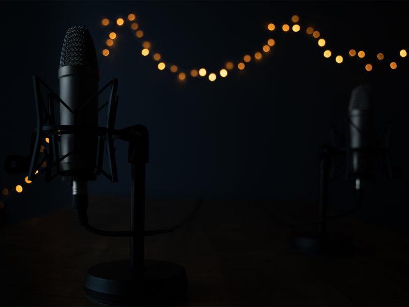 Das kreative Chaos - Mikrofone